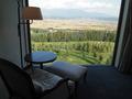 富良野リゾートオリカの部屋からの眺望