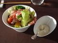 富良野リゾートオリカの朝食