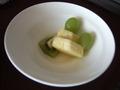 富良野リゾートオリカの朝食(デザート)