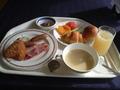 ナクア白神ホテル&リゾートの朝食