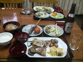 藤七温泉彩雲荘の夕食