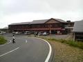 藤七温泉彩雲荘の駐車スペース