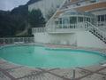 リゾートホテルラ・メールのプール