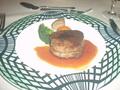 リゾートホテルラ・メールの夕食