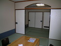 グリーンプラザ箱根の室内