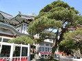 富士屋ホテルの西洋館の外観