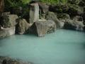 滑川温泉福島屋の露天風呂