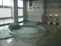 蔵王国際ホテルの大浴場
