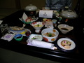 銀山温泉旅館藤屋の夕食