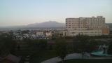 富良野ナチュラクスホテルからの眺望