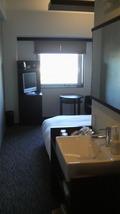 富良野ナチュラクスホテルの室内