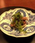 強羅天翠の夕食