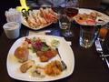 品川プリンスホテル「ブッフェレストランハプナ」での夕食