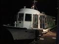 ホテル浦島に渡っていく時に乗る渡し船