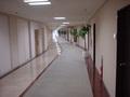 梅樽温泉ホテルシーモアの客室廊下