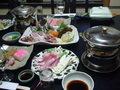 ホテルカターラ福島屋の夕食