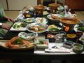五浦観光ホテル別館大観荘の夕食