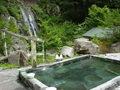 八丁の湯の露天風呂その2