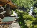 横谷温泉旅館の露天風呂