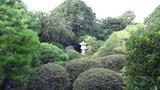 星野リゾートアンジンの庭園