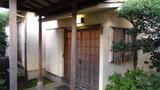 星野リゾートアンジンの離れの客室の入口
