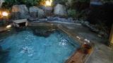 星野リゾートアンジンの露天風呂