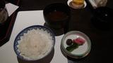 星野リゾートアンジンの夕食