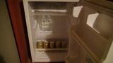 星野リゾートアンジンの冷蔵庫(ビール)