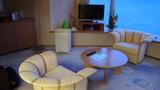ホテルアンビア松風閣のソファセット