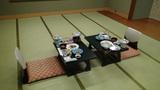 ホテルアンビア松風閣の食事処