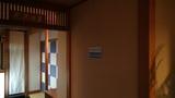 ホテルアンビア松風閣の食事処の入口
