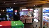 ホテルアンビア松風閣のゲームコーナー