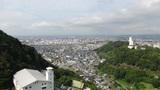 ホテルアンビア松風閣の眺望(焼津市街)