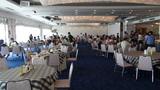 ホテルアンビア松風閣の朝食会場