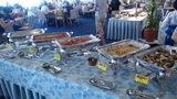 ホテルアンビア松風閣の朝食の料理その1