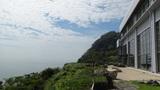 ホテルアンビア松風閣の部屋からの眺望
