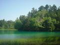 北海道三大秘湖のオンネトー