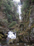 日本の名100選「神庭の滝」
