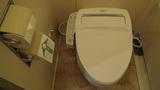 ヒルトンニセコビレッジの部屋のトイレ