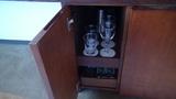 ヒルトンニセコビレッジの部屋のグラスセット
