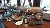 ヒルトンニセコビレッジの朝食(パンコーナー)