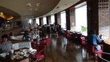 ヒルトンニセコビレッジの朝食会場風景