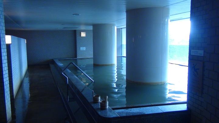 ヒルトンニセコビレッジの大浴場