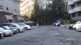 リ・カーヴ箱根の駐車場