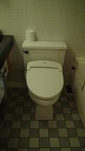 リ・カーヴ箱根の客室トイレ
