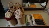 リ・カーヴ箱根のバスタオルセット