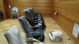 リ・カーヴ箱根の大浴場のマッサージチェアー