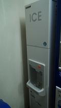 リ・カーヴ箱根のアイス製造機