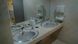 リ・カーヴ箱根のロビー横の洗面所