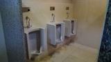 リ・カーヴ箱根のロビー横のトイレ